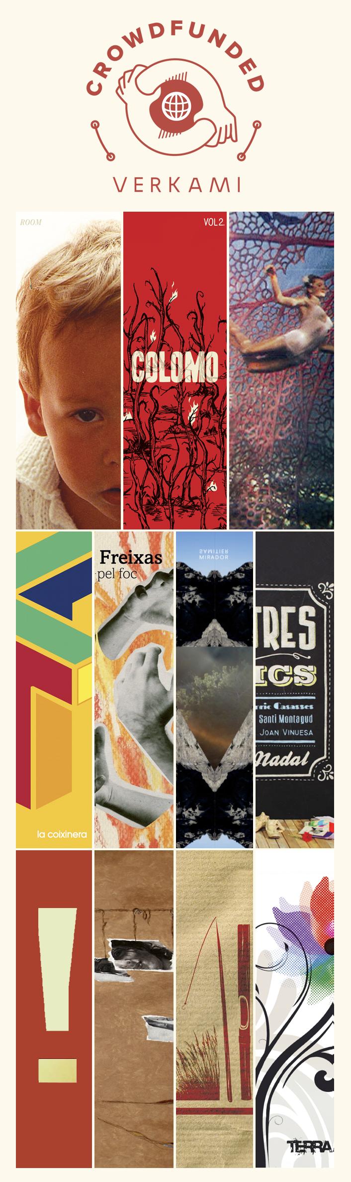 CROWDFUNDED VERKAMI - 11 verkamis entre los mejores discos del 2012