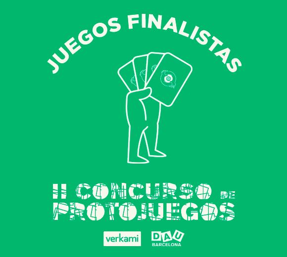 JUEGOS FINALISTAS